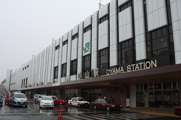 JR小山駅西口