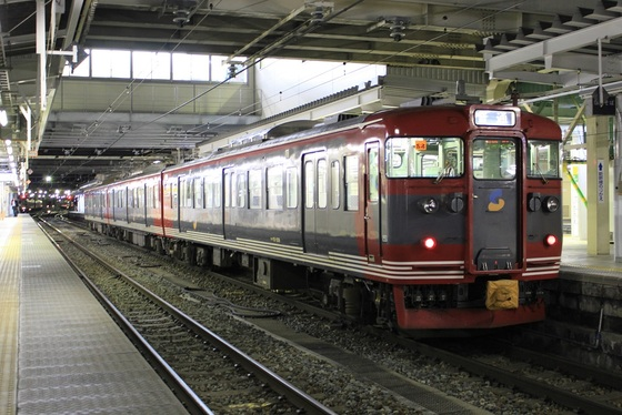 JR・しなの鉄道長野駅