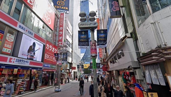 渋谷センター街周辺