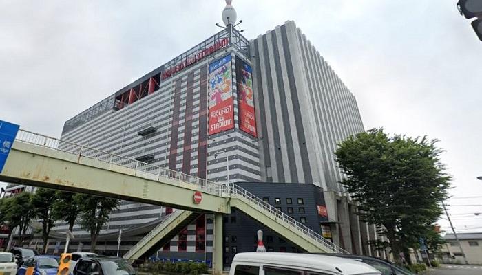 ラウンドワンスタジアム福島店