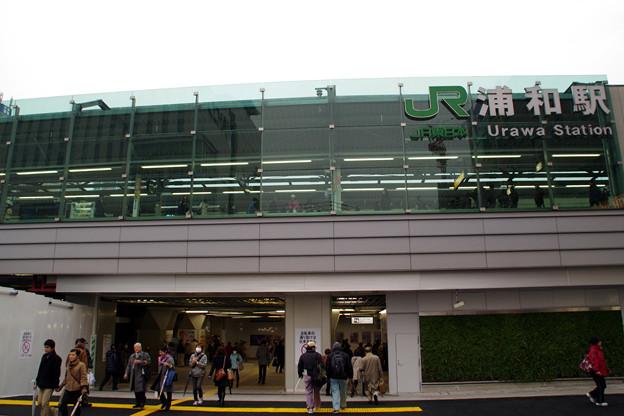JR浦和駅