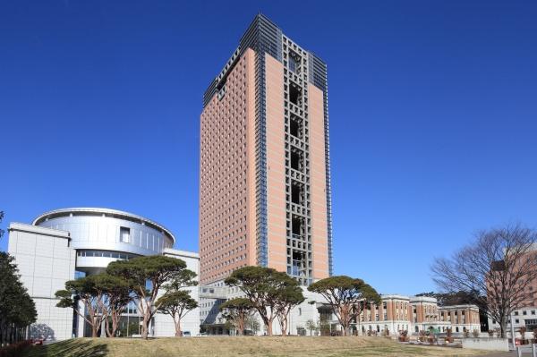 群馬県庁舎
