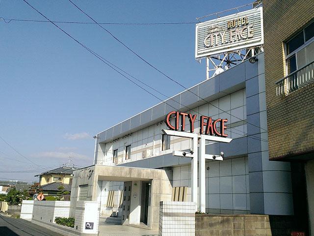 HOTEL CITY FACE