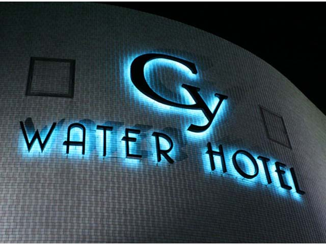 WATER HOTEL Cy