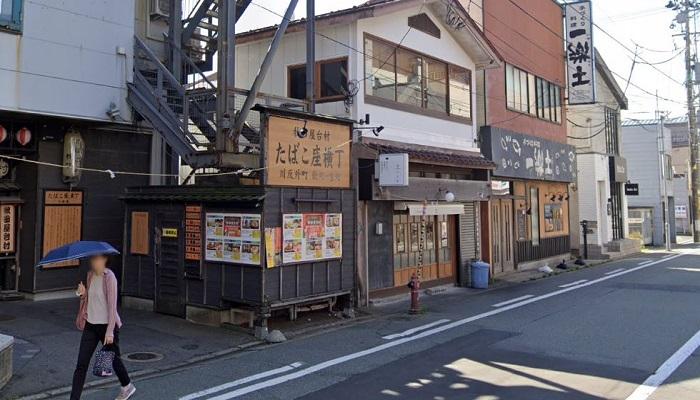 秋田屋台村 たばこ座横丁