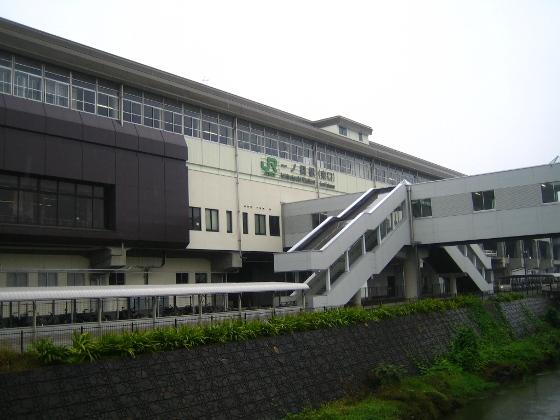 JR一ノ関駅西口