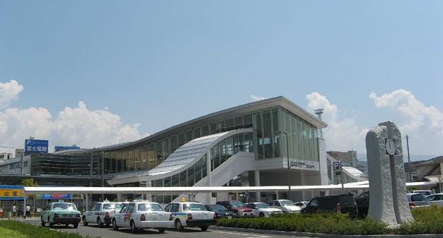 JR松本駅