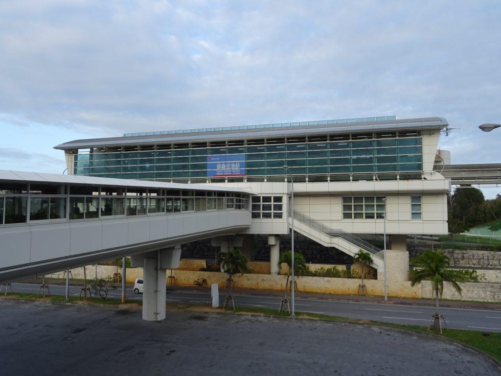 沖縄都市モノレール線(ゆいレール)那覇空港駅