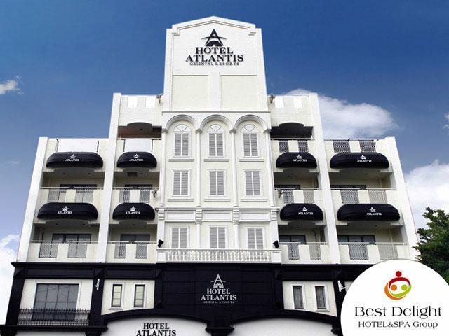 HOTEL ATLANTIS 大津店